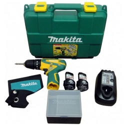 Comprar Parafusadeira / Furadeira de impacto à bateria 3/8 12 volts - HP2014D-Makita