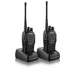 Comprar Par de Rádios comunicadores Multilaser 8Km Walkie Talkie-Multilaser