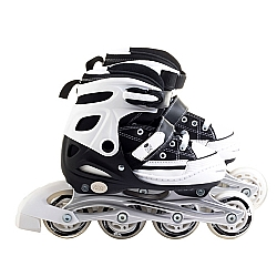 Comprar Patins All Style Street Rollers Tamanho 38-41- Preto-Bel Fix