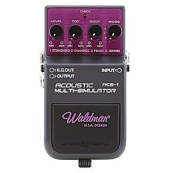 Comprar Pedal Acoustic Multi-Simulator ACS-1-Waldman
