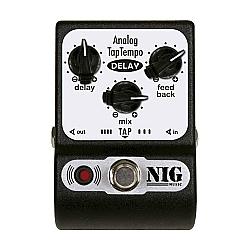 Comprar Pedal de Delay Anal�gico com Tap Tempo-Nig
