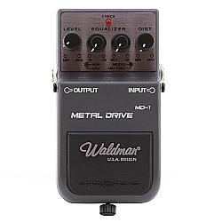 Comprar Pedal de Efeito para Guitarra  Metal Drive Share Tweet Share - MD-1-Waldman