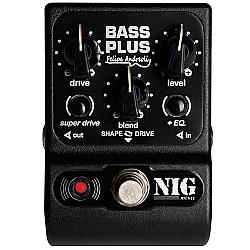 Comprar Pedal Nig PBPL Bass Plus Felipe Andreoli Signature-Nig