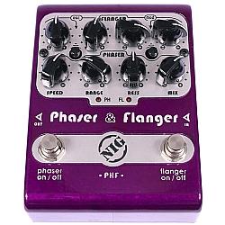 Comprar Pedal Nig PHF Phaser e Flanger-Nig