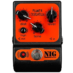 Comprar Pedal Nig PPD Power Distortion-Nig