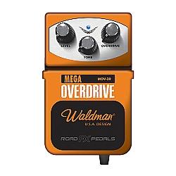 Comprar Pedal para Guitarra e Baixo Mega Overdrive MOV-3R-Waldman