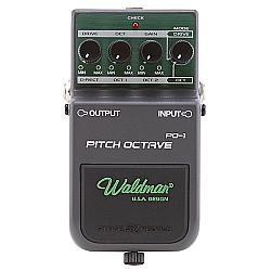 Comprar Pedal para Guitarra, Pitch Octave Mod. PO-1-Waldman