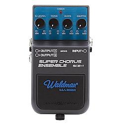 Comprar Pedal para Guitarra Super Chorus Ensemble Modelo SCE-1 Linha Stage FX-Waldman