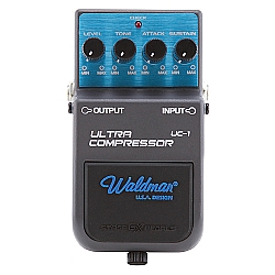 Comprar Pedal para Guitarra, Ultra Compressor Mod. UC-1-Waldman