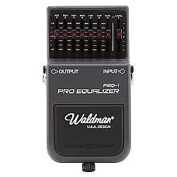 Comprar Pedal Pro Equalizer PEQ-1-Waldman