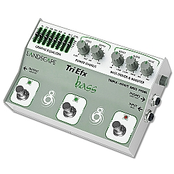 Comprar Pedal TriBS TriEfx Bass 3 em 1-Landscape