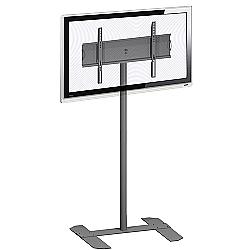 Comprar Pedestal de Ch�o para TV  Lcd/Plasma/Led/3D 32 a 56 com Ajuste de Altura-Multivis�o