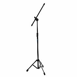 Comprar Pedestal Suporte Metalico Para 2 Microfones Tripe Mgp Ask Preto Mgp-ASK