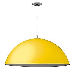 Comprar Pendente 320 1 Lâmpada Soquete E27 Amarelo-Pantoja e Carmona