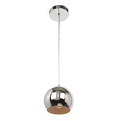 Comprar Pendente Orbit 1 Cromado Lâmpada 50w-Startec