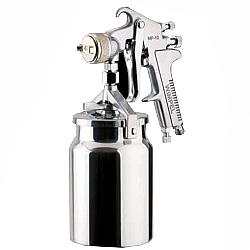 Comprar Pistola de Pintura, Alta Produ��o, Suc��o, 1 Litros - MP 10-Wimpel