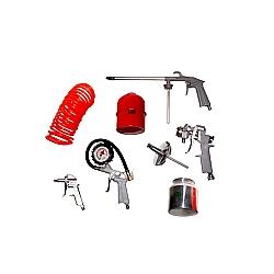 Comprar Pistola de Pintura Jogo 5 Pe�as-Lee Tools