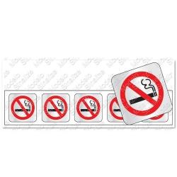 Comprar Placa sinalizadora Proibido Fumar 5 x 25 cm-Sinalize