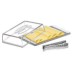 Comprar Porta Frios Empilh�vel 3 Pe�as Inox-MAK-INOX