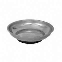 Comprar Prato Magnetico Aço Inox Revestido com Borracha 10 cm-Lee Tools