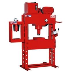 Comprar Prensa eletrohidr�ulica / motorizada 150 toneladas com auxiliar 15 toneladas-Skay