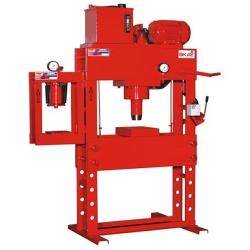 Comprar Prensa eletrohidr�ulica / motorizada 200 toneladas com auxiliar 15 toneladas-Skay