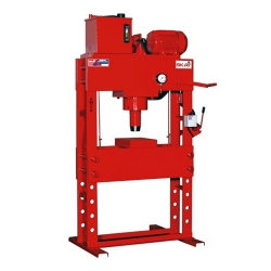 Comprar Prensa eletrohidr�ulica / motorizada 200 toneladas velocidade 20 cm/min.-Skay