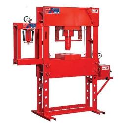 Comprar Prensa hidráulica manual 100 toneladas com auxiliar de 15 toneladas-Skay