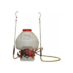 Comprar Pulverizador costal a Gasolina 26cc 2 tempos 25 Litros 6000rpm resfriado a ar - NPG26 -Nagano