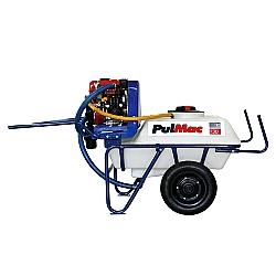 Comprar Pulverizador com Motor a Gasolina, 3,5 Hp, 130 Litros, Bomba Ar - 130y202-Pulmac