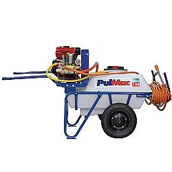 Comprar Pulverizador com Rodas, Motor a Gasolina, 7 hp, 212cc, 40 Litros/min-Pulmac