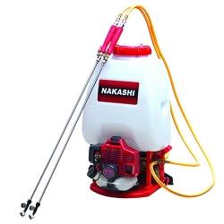 Comprar Pulverizador costal a Gasolina 25.6 cc 2 tempos 25 Litros - F260M-Nakashi