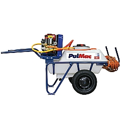 Comprar Pulverizador com Rodas, Motor a Gasolina, 2,4Hp, 80 cc, 18 Litros-Pulmac
