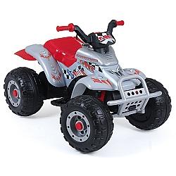Comprar Quadriciclo Elétrico Corral T- Rex Prata-Peg-Pérego