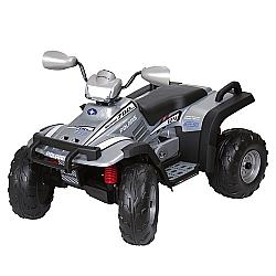 Comprar Quadriciclo Polaris Sportsman 700 Twin 12V - Prata-Peg-P�rego