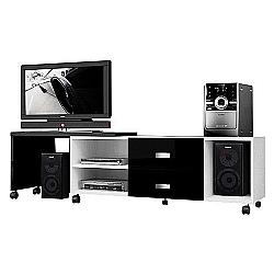 Comprar Rack com Gaveta e Base Girat�ria Para TV at� 42-Multivis�o