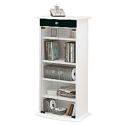 Comprar Rack para CD e DVD Safari com Portas de Vidro Temperado 3 mm-Artely