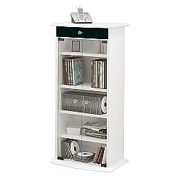 Comprar Rack para CD e DVD Safari com Portas de Vidro Temperado 3 mm-Artely