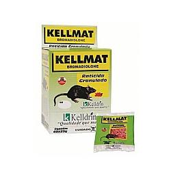 Comprar Raticida Kellmat Granulado, 25 gramas - COD103-Kelldrin