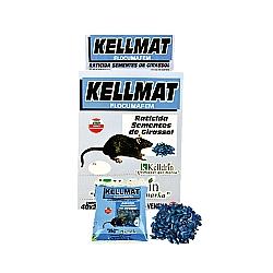 Comprar Raticida KellMat, Semente de Girassol, 25 gramas - COD104-Kelldrin