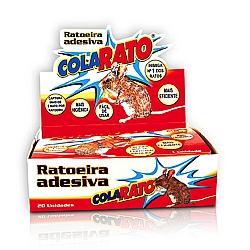 Comprar Ratoeira Adesiva Cola Rato - CX. 20 UNIDS-American Pets