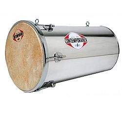 Comprar Rebolo Alumínio Cônico 385c 12 X 50cm Com Pele De Couro-Contemporânea