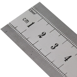 Comprar Régua 2000 mm em aço inóx-Lee Tools
