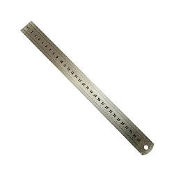 Comprar R�gua inox 300mm 12-Lee Tools