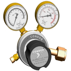 Comprar Regulagem de vaz�o com manoflux�metro - MDG30ARG-Condor