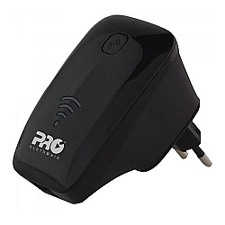 Comprar Repetidor Roteador Wireless 300Mbps PRORT-300P Preto-Proeletronic