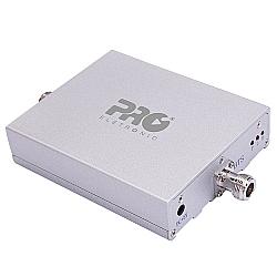 Comprar Repetidor de Sinal Celular 900MHz com Impedância nominal de 50 Ohms-Proeletronic