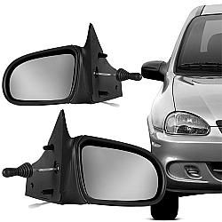 Comprar Retrovisor Externo, Corsa Sedan, Hatch, Wagon, Pick Up - 1994 à 2002, Corsa Classic 2003 à 2012-Importado