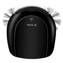 Comprar Robô Aspirador de Pó Compacto 15W Preto-Home Up