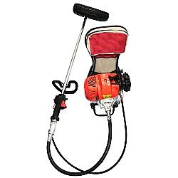 Comprar Roçadeira a Gasolina 42,7 Cilindradas 1,8 CV 1,3 KW 2 Tempos Costal - RN55C-Nagano